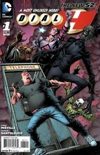Dial H For Hero (2012-2013) #1 (1:25 Finch & Friend Variant)