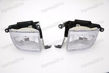 1Pair Clear Fog Lights/Lamps For Chevrolet Optra 4DR 2004-2007