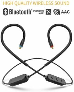 FiiO RC-BT Bluetooth Headphone Replacement MMCX Cable with aptX/AAC/SBC & MIC