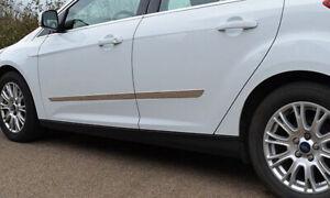 Peugeot 301 Side Door Trim 4 Pcs. P. Steel 2012 and Later