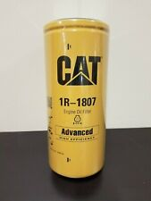 Genuine Caterpillar Cat 1R-1807 Advanced High Efficiency Oil Filter - New Sealed