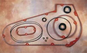 James Gasket - JGI-60538-81-K - Primary Cover and Inspection Cover Gasket Kit~
