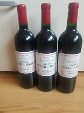 Wein 3 Flasche  CHATEAU LYNCH BAGES 2011