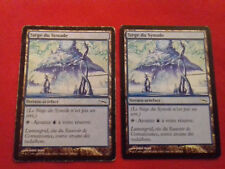LOT DE 2x SIEGE DU SYNODE SEAT OF THE MIRRODIN CARTE MAGIC MTG RARE VF
