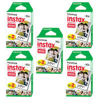 Fujifilm INSTAX MINI Fuji Instant Film 100 Sheets for Instant Cameras