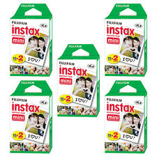 Fujifilm INSTAX MINI Fuji Instant Film 100 Sheets for Instant Cameras