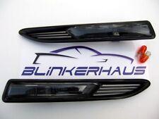 SCHWARZE Seitenblinker Ford Mondeo IV Mk4 BA7 Turnier Ghia Titanium S X