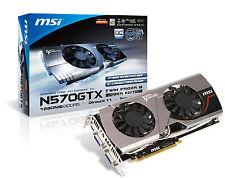 MSI GeForce GTX 570 (1280 MB) (V257014R) Graphics Card