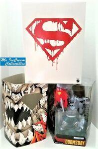 DC Universe Classics Signature Collection Doomsday Unleashed DCUC
