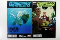 Marvel GUARDIANS of the GALAXY #25-26 VARIANT Nirvana Homage NM 9.4 Ships FREE!