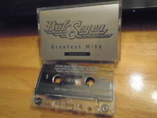 RARE PROMO Bob Seger CASSETTE TAPE Greatest Hits NIGHT MOVES Against the Wind +