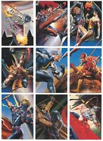 1995 Skybox DC vs Marvel Impact X-Men vs Teen Titans JLA vs Avengers You Pick