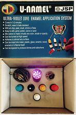 U-NAMEL starter kit, 5 colors + led light(ez2095)