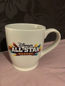 Disneyland Disney All Star Resort Mug - Tea Coffee Mug Cup