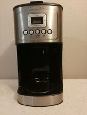 Cuisinart DCC-3200 Coffee Maker BASE ONLY