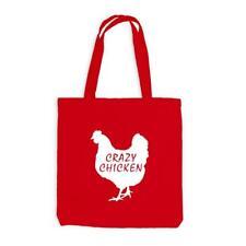 Jutebeutel - Crazy chicken - Style Design