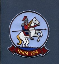 HMM-764 Early USMC MARINE CORPS Boeing CH-46 Helicopter Squadron Patch