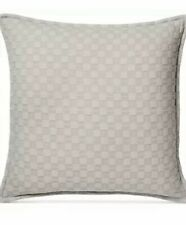 Hotel Collection Diamond Embroidery Euro Sham