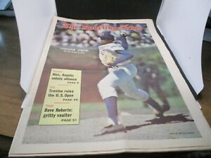 JULY 3,1971-THE SPORTING NEWS-FERGUSON JENKINS OF THE CHICAGO CUBS