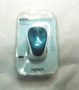 Logitech Wireless USB Mouse M317C Collection