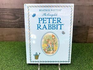 The Complete Peter Rabbit Leather Bound Collector's Edition ~ NEW & SEALED