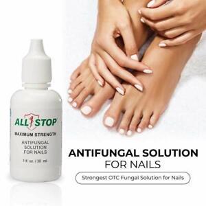 Nail Fungus Treatment Solution For Toe & Fingers Maximum Strength 100% Guarantee