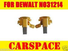 Carbon Brushes For Dewalt 14.4V N022272 DCD930 Type 1 DCD920 Type 1 hamer drill