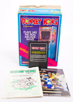 Donkey Kong (Intellivision, 1982) With Box & Manual
