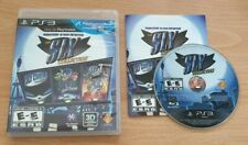 The Sly Collection aka The Sly Trilogy - North American release - PS3