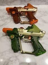 LAZER  TAG Guns  (2) / Tiger Electronics / Pair