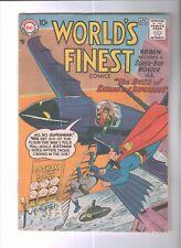 World's Finest Comics #93 (Superman/Batman) DC Comics VG/FN   {Generations}