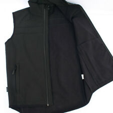Highlander Mens Softshell Gilet Bodywarmer Jacket (Black) - XL