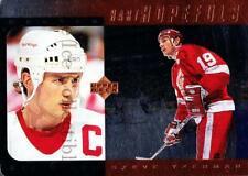 1996-97 Upper Deck Hart Hopefuls Bronze #19 Steve Yzerman