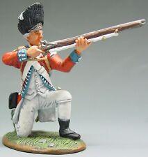 KING & COUNTRY BRITISH REVOLUTIONARY BR012 FUSILIER KNEELING FIRING MIB