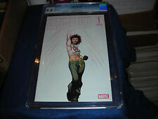 ULTIMATUM #1 VARIANT EDITION 1/09 CGC 9.8 JEPH LOEB STORY ED MCGUINNESS COVER