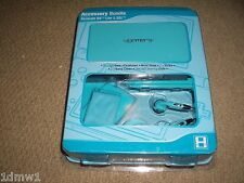 NINTENDO DS LITE DSi ACCESSORY PACK in Turquoise BRAND NEW!! Console Game Cases