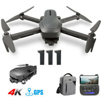 HolyStone HS470 RC Drone with 4K UHD 2-Axis Gimbal Camera Foldable GPS Brushless