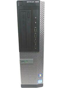 Dell OptiPlex 7010 DT Core i7 3770 3.4 GHz 16GB RAM 256GB SSD 1TB HDD Win 10 Pro