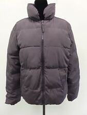 Gap Jacket Coat Puffer Quilted Polyester Lined Black Women's Size Medium