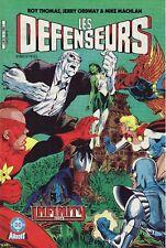 Les Défenseurs N°1 - DC Comics - Eds. Arédit - 1985