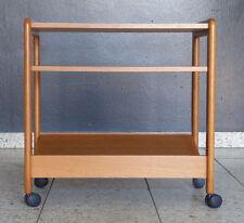TAVOLINO-riviste ripiano-TEAK - 60s/70s - Danish design Side Table