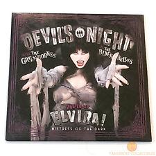 Devil's Night At Third Man Records DVD - Greenhornes / The Black Belles / Elvira