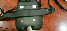 Leica Geovid 7x42 Bd, Used, with carrying case and instruction booklet