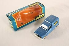 """SOLIDO 42, Renault """"SOLIDO"""", Comme neuf in box #ab760"""