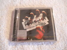 "Judas Priest ""British Steel"" The Remasters cd 2001 Columbia New Sealed"