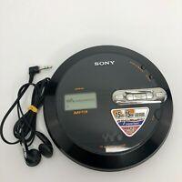 Sony D-NE330 Walkman Discman CD -R/RW Player MP3 ATRAC G Protection + Headphones