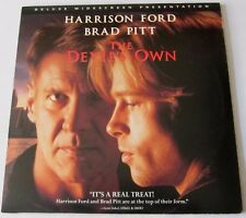 LASERDISC - NTSC - THE DEVIL'S OWN - with Harrison Ford, Brad Pitt