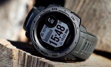 Garmin Instinct Solar, Solar-powered Rugged Outdoor Smartwatch, Built-in Sports