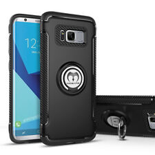 For Samsung Galaxy Note 8/S8+Plus/S8 Ring Holder Shockproof Armor Case Cover