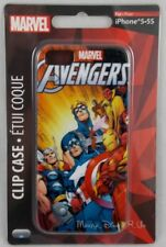 Neuf Marvel The Avengers Iphone 5/5S Portable Housse Étui Iron Man Thor